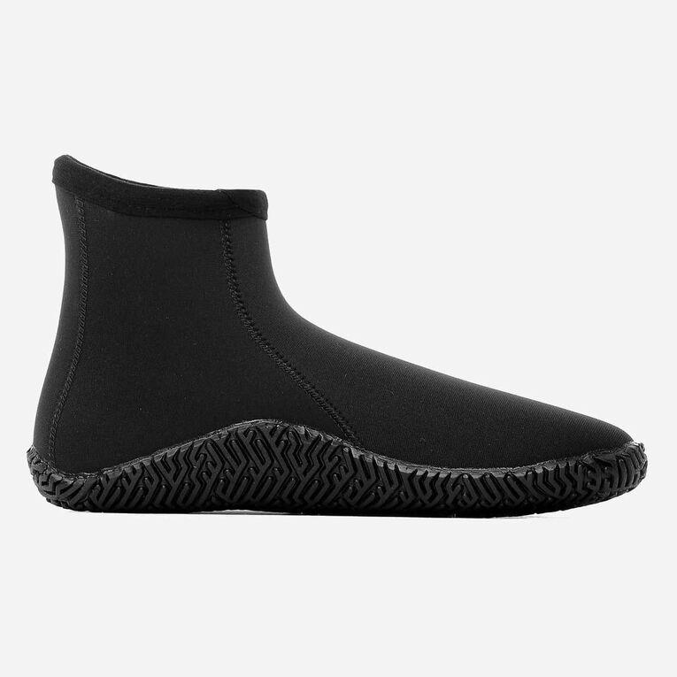 5mm Echomid Boots, Black/Blue, hi-res image number 2