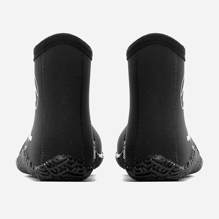5mm Echomid Boots, Schwarz/Blau, hi-res image number 3