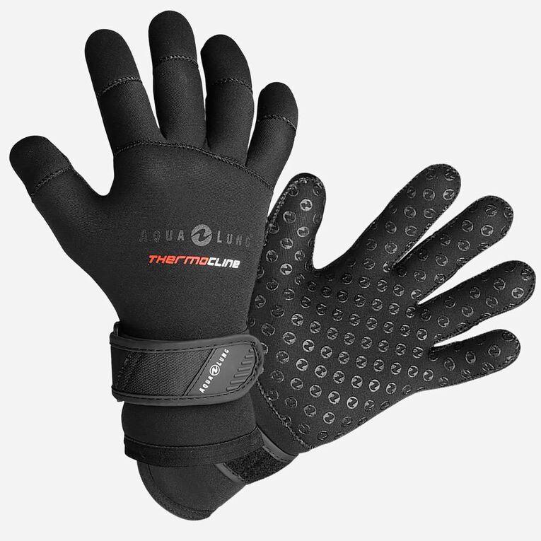 5mm Thermocline Gloves, Black, hi-res image number 0