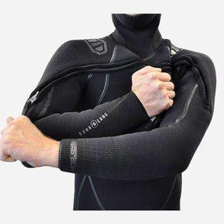 SolAfx 8/7mm Wetsuit Men, Black, hi-res image number 5