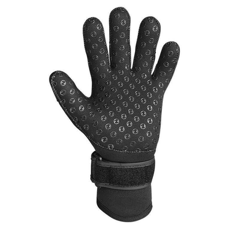 3mm Thermocline Gloves, Schwarz, hi-res image number 2