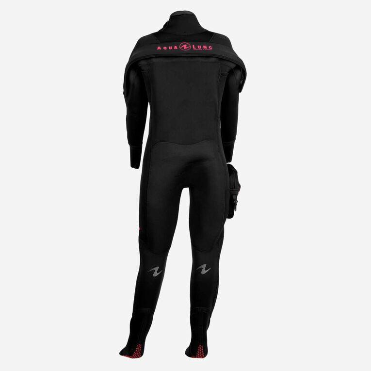 Blizzard Pro Drysuit, Schwarz/Koralle, hi-res image number 1