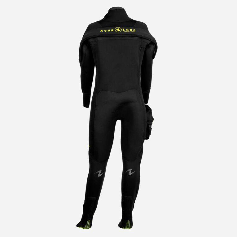 Blizzard Pro Drysuit, Schwarz/Hot Lime, hi-res image number 1