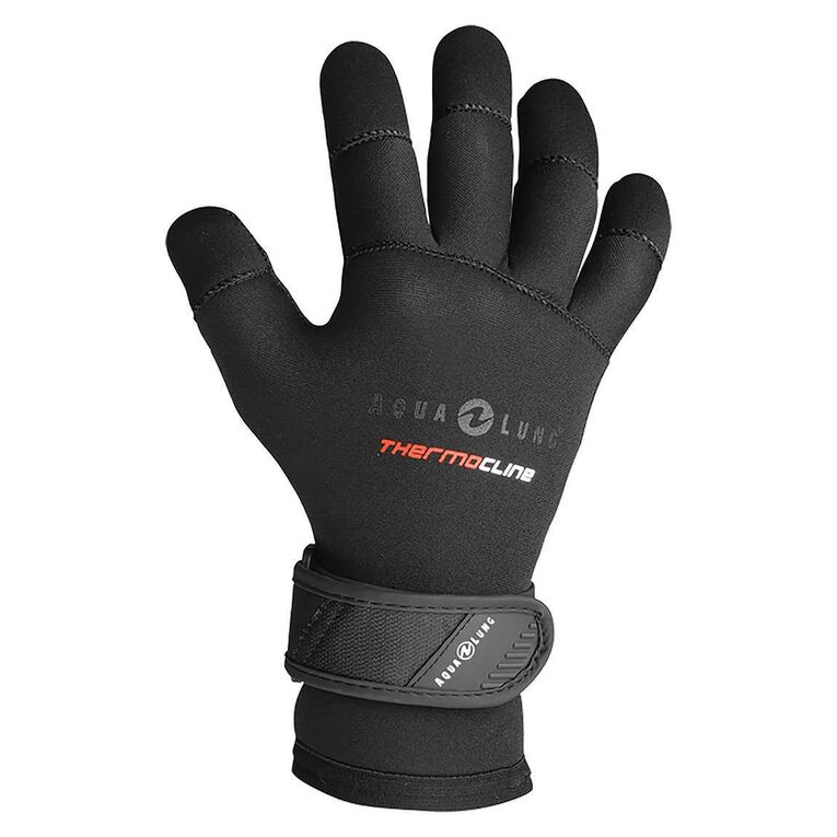3mm Thermocline Gloves, Schwarz, hi-res image number 1