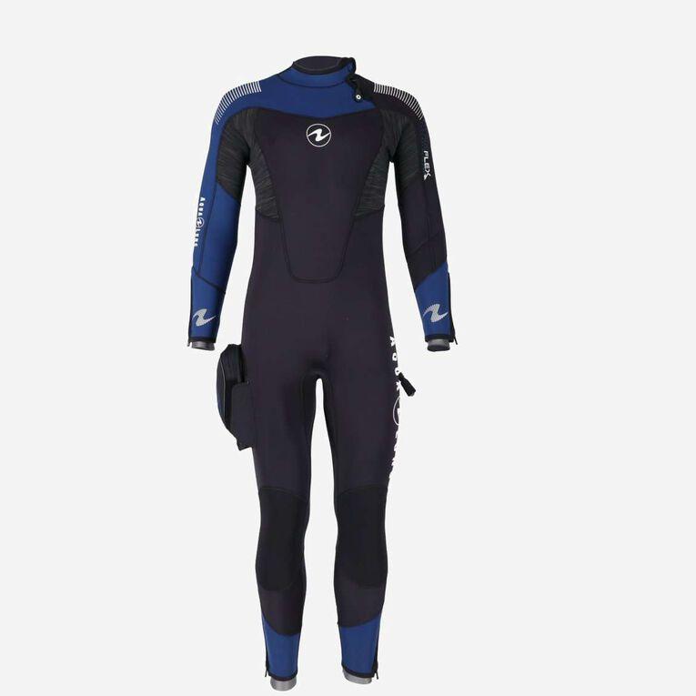 DynaFlex 5.5mm Wetsuit Men, Schwarz/Marineblau, hi-res image number 0
