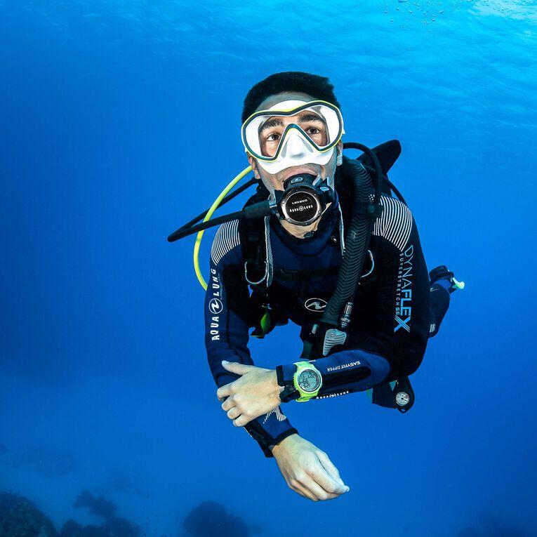 DynaFlex 7mm Wetsuit Men, Black/Navy blue, hi-res image number 5