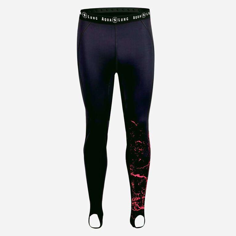 CeramiQskin Pants Women, Schwarz/Koralle, hi-res image number 0