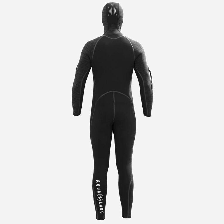 SolAfx 8/7mm Wetsuit Men, Black, hi-res image number 4