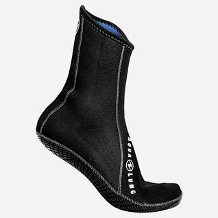 3mm Ergo Neoprene Socks - High Top Dive Boots