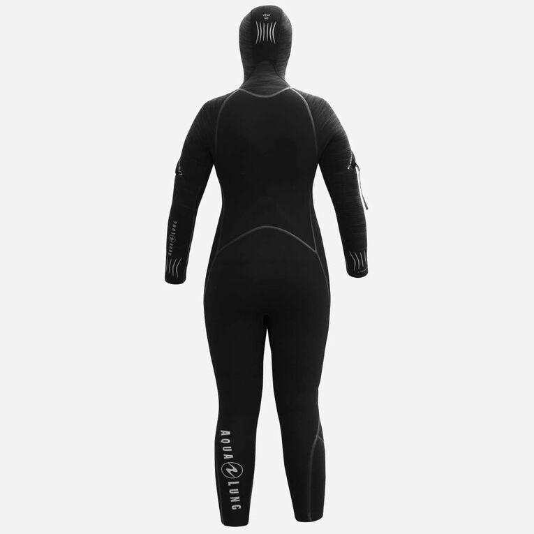 SolAfx 8/7mm Wetsuit Women, Schwarz, hi-res image number 4