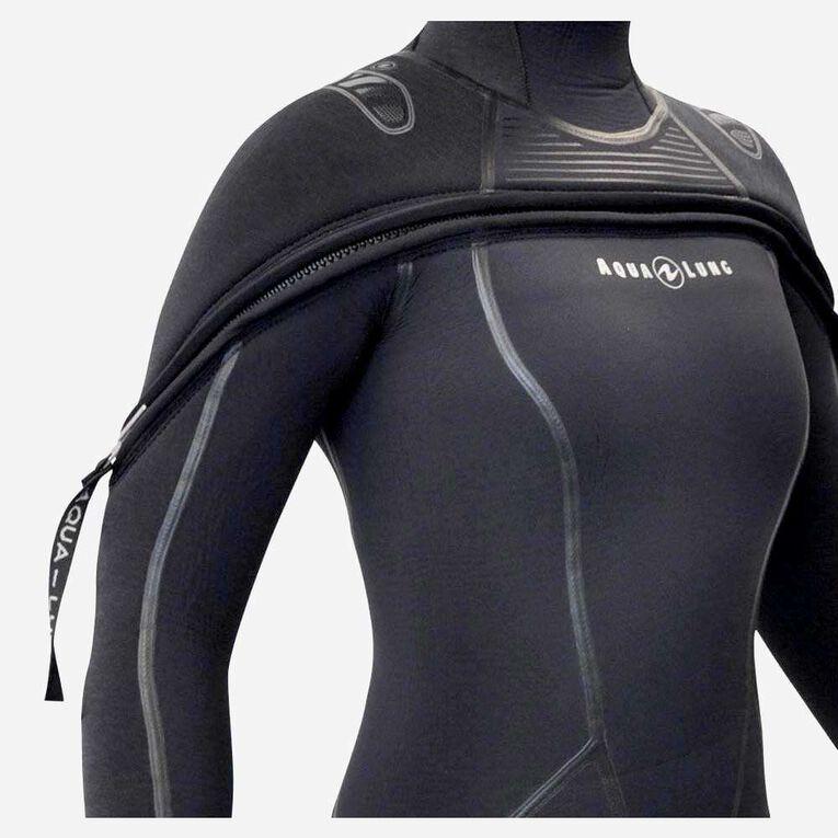 SolAfx 8/7mm Wetsuit Women, Black, hi-res image number 2