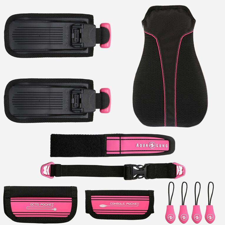 Omni Color Kit Pink, Black/Pink, hi-res image number 0
