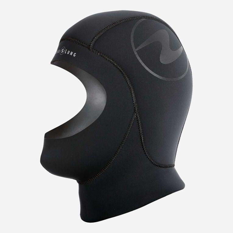 7/4 HeatWave Hood, Black/Blue, hi-res image number 0