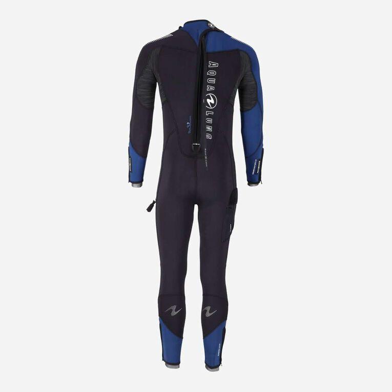 DynaFlex 5.5mm Wetsuit Men, Schwarz/Marineblau, hi-res image number 2